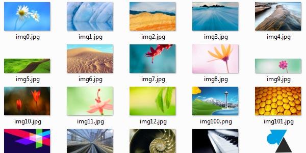Télécharger les images de fond d'écran de Windows 8 et 8.1