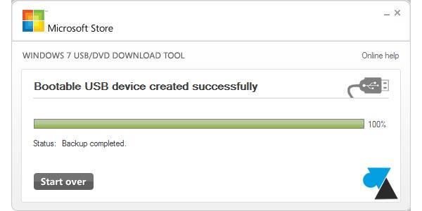 Créer une clé USB d'installation pour Windows Server 2012 / R2