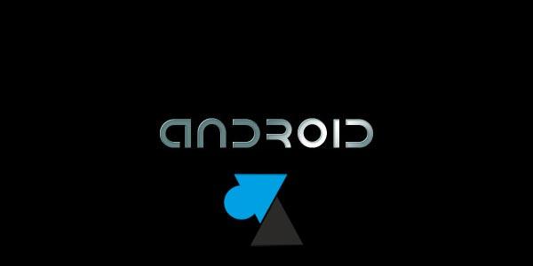 logo Android x86 installer sur PC