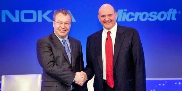 Microsoft rachète la téléphonie mobile de Nokia