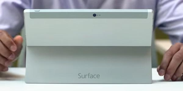 Tablette Microsoft Surface 2 et Surface Pro 2