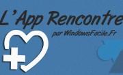 L'App Rencontre : AdopteUnMec sur Windows Phone