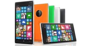 photo Nokia Lumia 830 Windows Phone