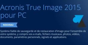 Acronis True Image 2015 logo