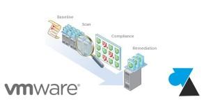 tutoriel VMware ESXi update manager