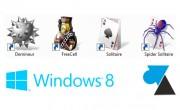 Jeux Démineur, FreeCell et Solitaire sur Windows 8 / 8.1
