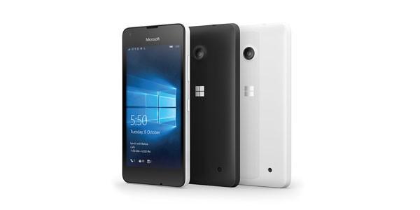 Présentation Microsoft Lumia 550