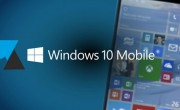 Windows 10 Mobile : activer le « mode gants »