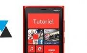 Windows Phone 8 : activer le «mode gants»