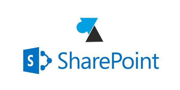 Ajouter un lecteur réseau Windows pour SharePoint