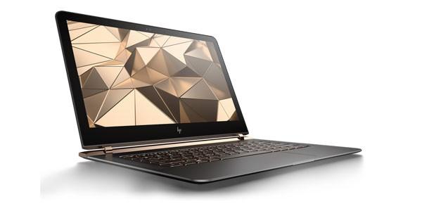 Présentation : HP Spectre, l'ordinateur portable le plus fin du monde