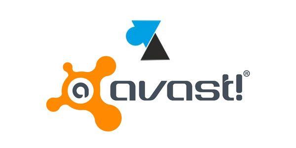 Avast : désactiver temporairement l'antivirus