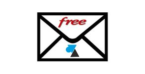 WF tutoriel Free mail courrier