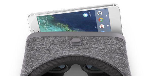 Casque de réalité virtuelle Google Daydream View