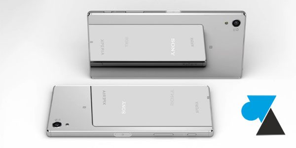 Réinstaller un smartphone Sony Xperia