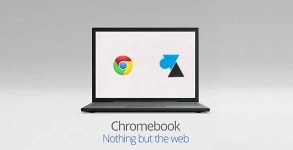 W8F Chromebook tutoriel Windows