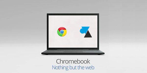 Mettre à jour ChromeOS sur un Chromebook