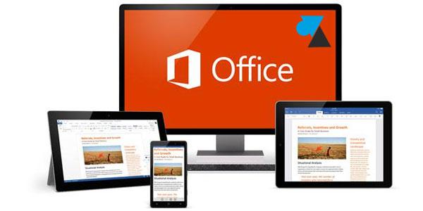 WF Microsoft Office