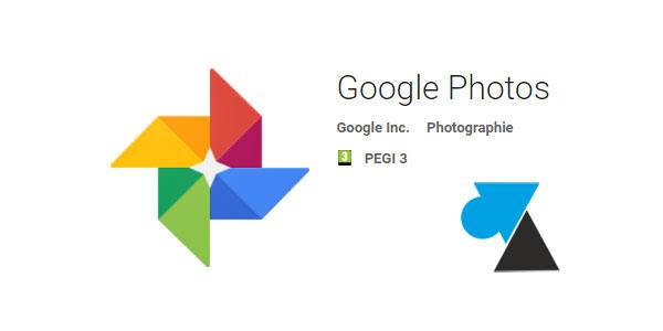 Google Photos Android logo