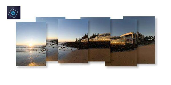 Panorama Photomerge avec Adobe Photoshop Elements