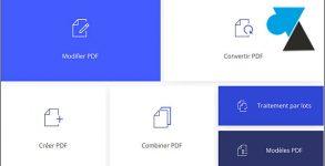 tutoriel installer PDFelement modifier fichier PDF