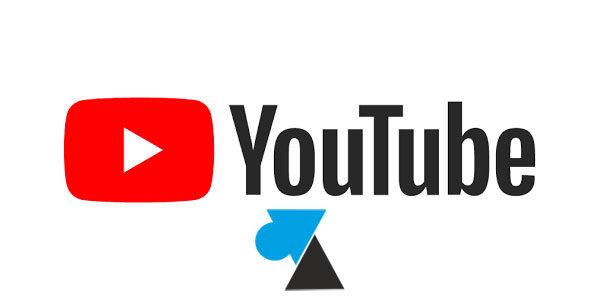 Statistiques YouTube juillet 2019