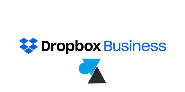 WF tutoriel Dropbox Business logo