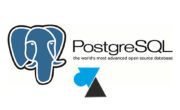 Installer un serveur PostgreSQL 9 sur Windows