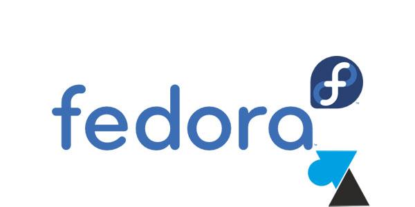 WF Fedora logo Linux