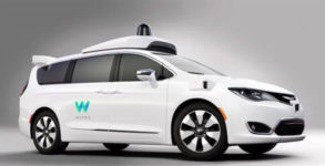 photo voiture autonome Google Waymo