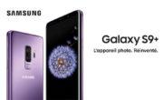 Présentation Samsung Galaxy S9 et S9+
