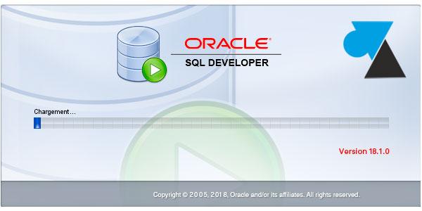 tutoriel Oracle SQL Developer JDBC