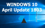 Créer une clé USB d'installation de Windows 10 April Update (1803)