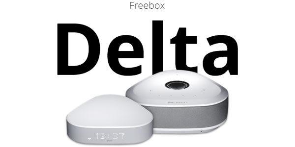 Présentation Freebox Delta