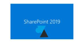 microsoft sharepoint 2019 logo