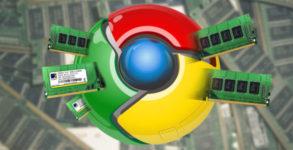 Google Chrome RAM memoire vive lol