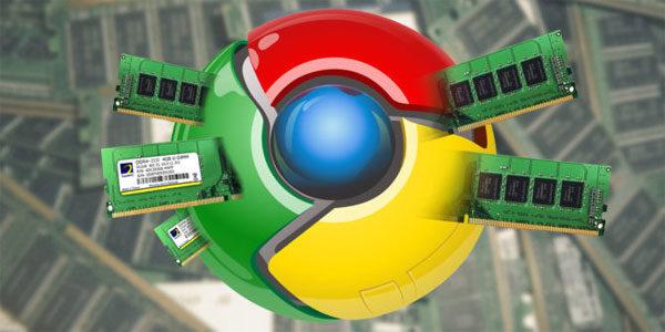 Quel onglet Google Chrome consomme le plus de RAM ?