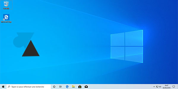 Télécharger et installer la mise à jour Windows 10 Mai 2019 Update 1903