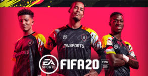 Fifa20 Fifa 20 logo couverture