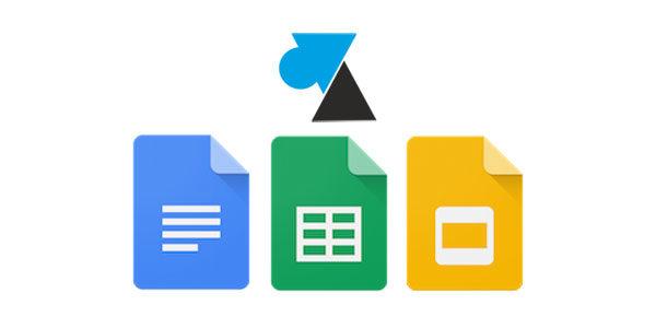 Google Docs : modifier les marges de mise en page