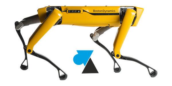 Le robot chien de Boston Dynamics