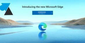 tutoriel Microsoft Edge Windows 10