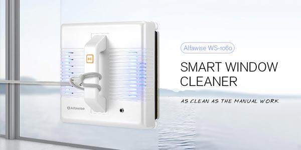 Le laveur de vitres, juste un gadget ?
