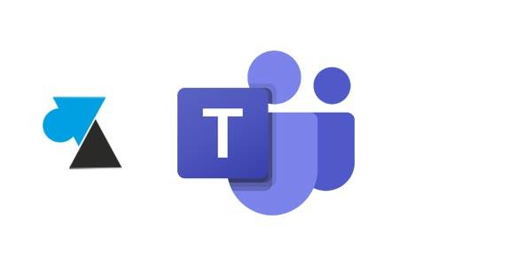 Microsoft Teams : changer le fond d'écran d'une vidéoconférence