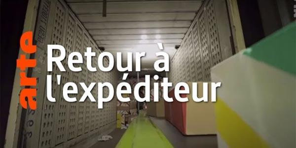 Arte documentaire commerce en ligne