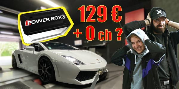 powerbox boitier miracle arnaque