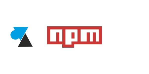 Effacer le cache npm