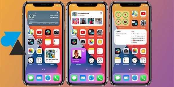 ios14 iOS 14 iPhone 12 2020 2021