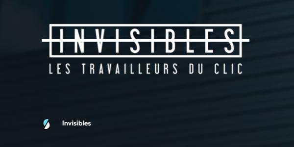 les invisibles documentaire france tv slash
