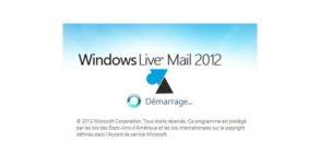 Tutoriel Windows live mail Windows 10
